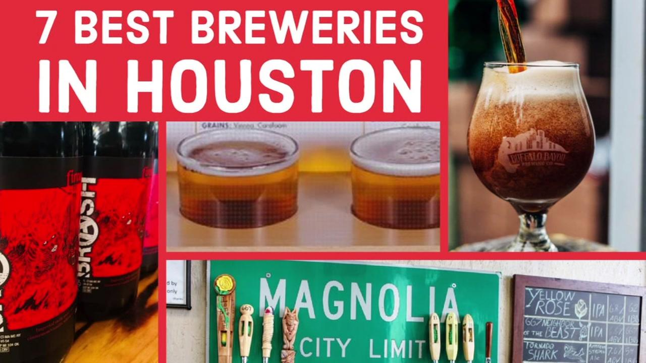 Heres a look at the top breweries in Houston