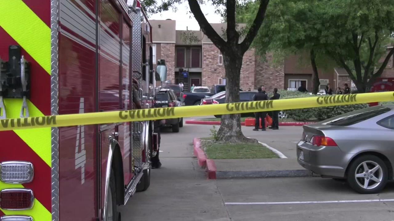 Child dies after being run over by repair van