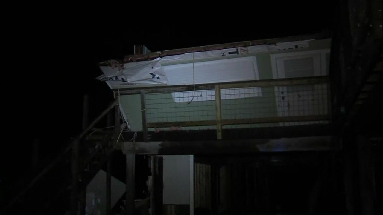 Town of Rockport struck again by storms