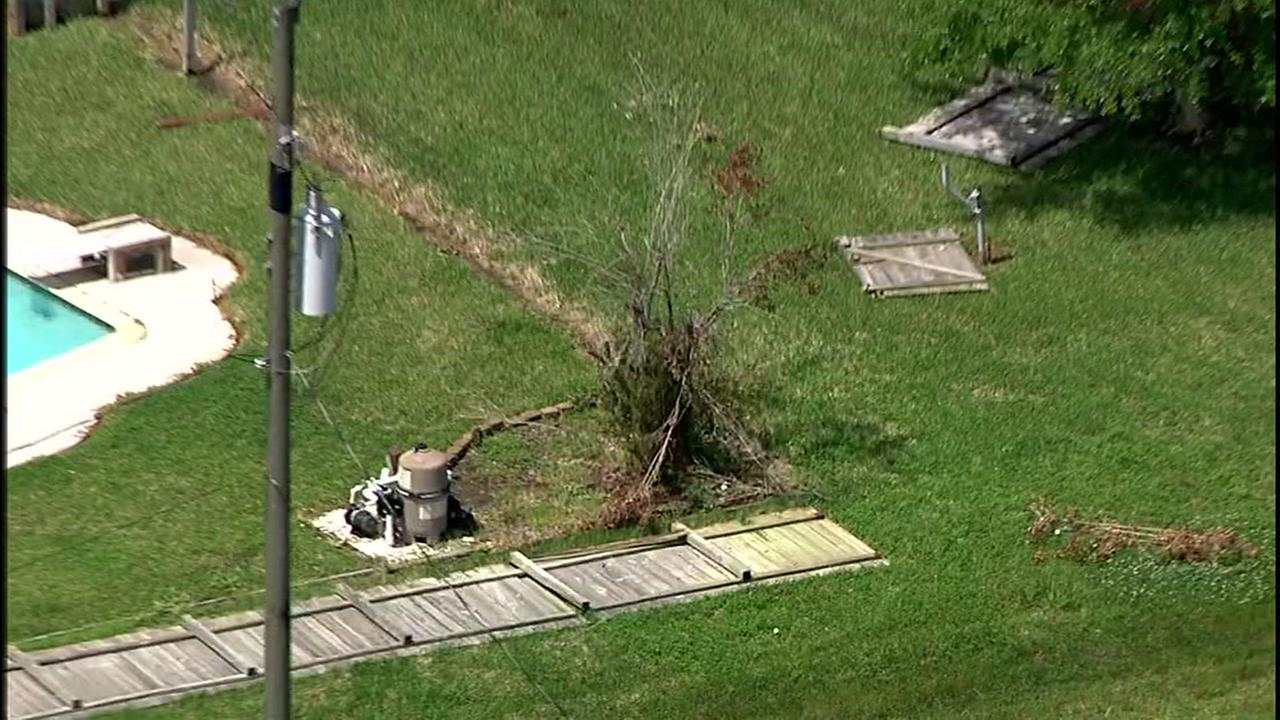National Weather Service finds signs of tornado in Iowa Colony