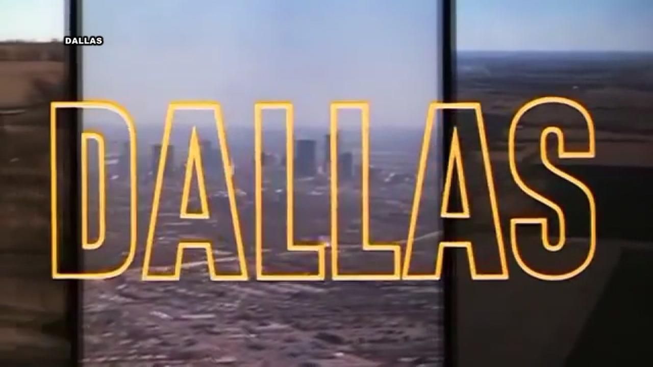 Dallas TV show celebrates 40th anniversary