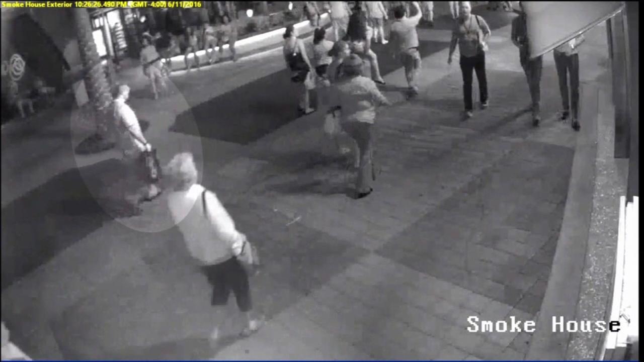 Orlando nightclub shooter first target was Disney World
