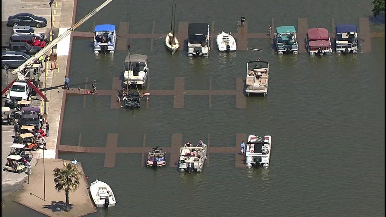 Lake Conroe reopens after being closed to boat traffic