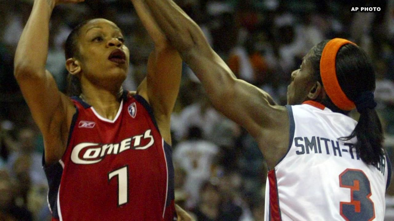 Tina Thompson gets spot in Basketball Hall of Fame