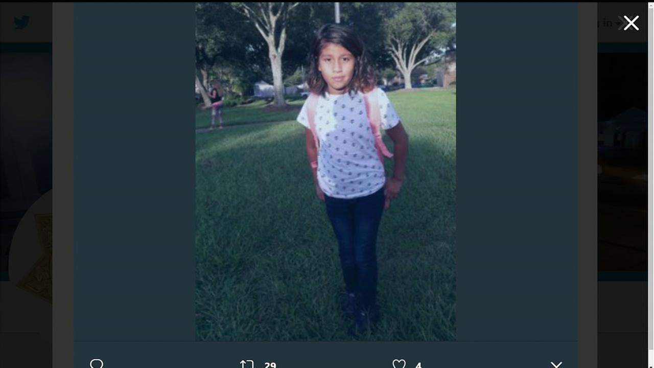 Deputies ask public to help find missing 11-year-old girl