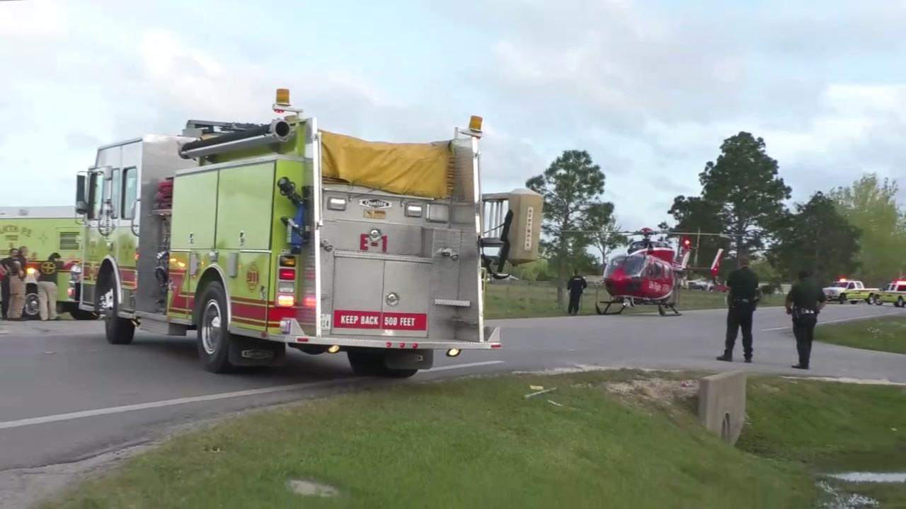 2-year-old drowns in pond