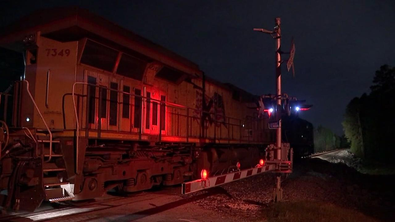 Man killed by train in Kingwood