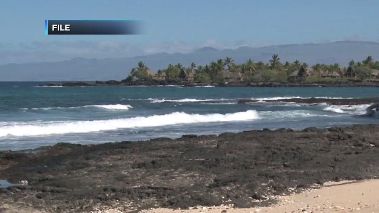 Man attacked by shark along Hawaii beach