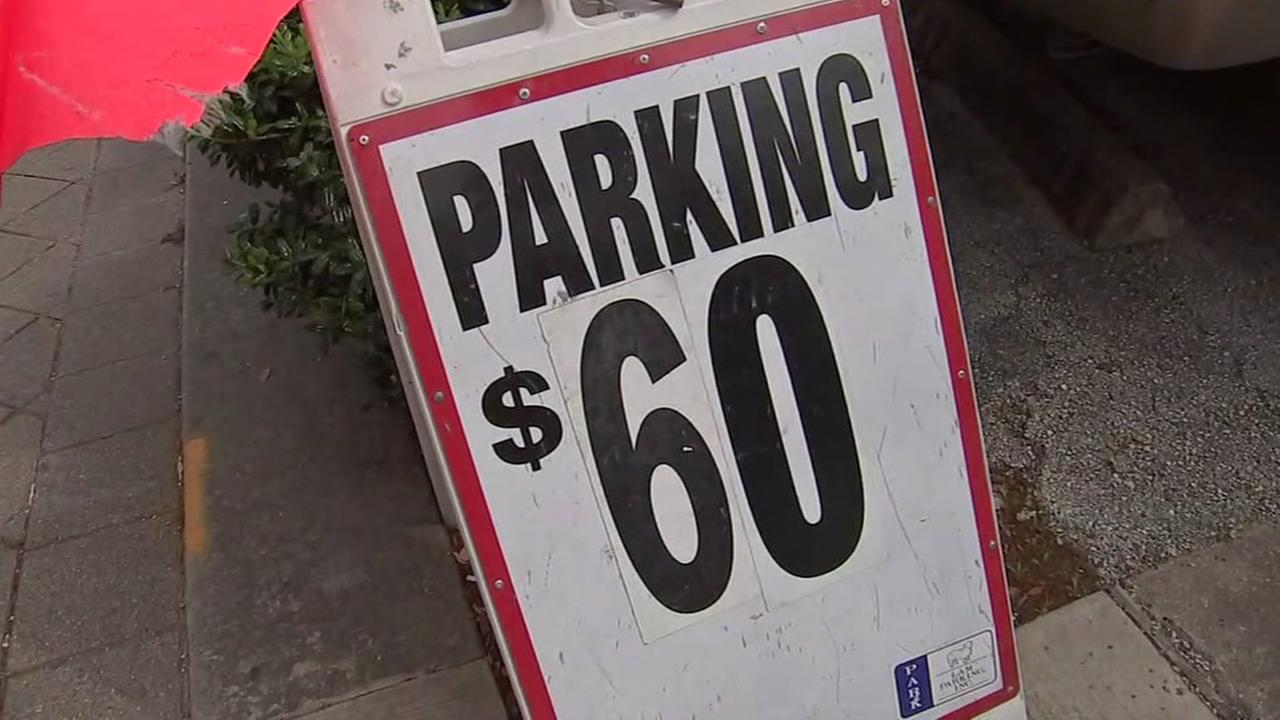 Big costs at Astros opening night begins at parking lots