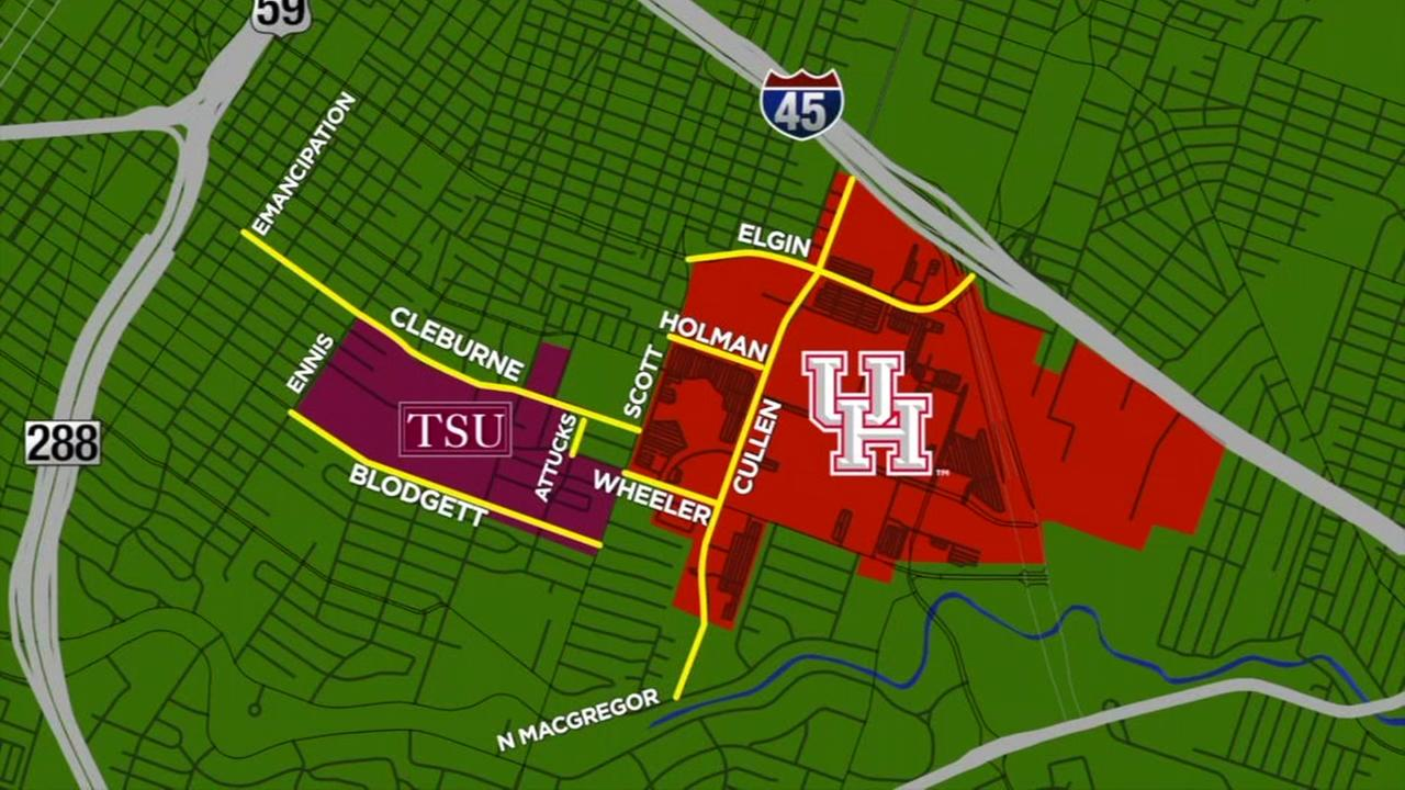 Project to revamp roads near UH and TSU