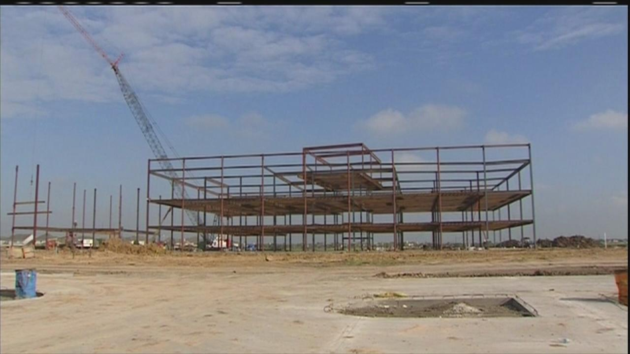 Construction underway for much-needed school