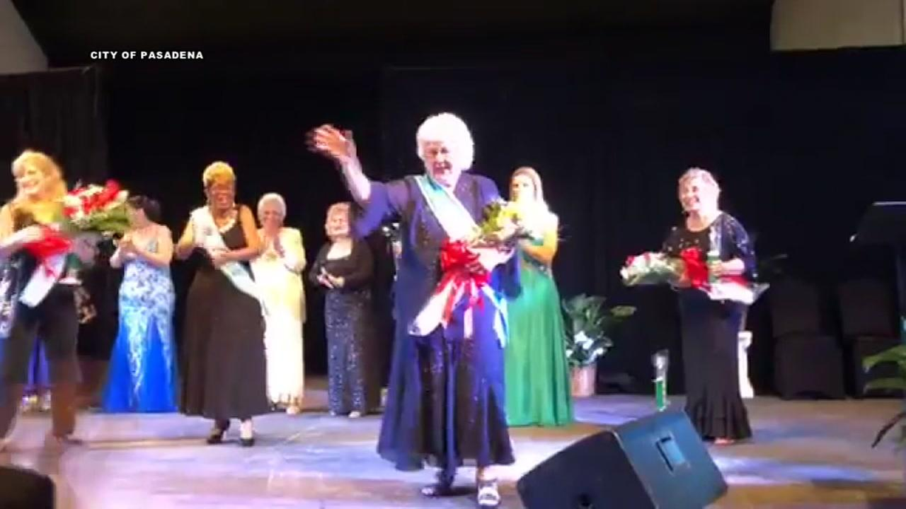 Ms. Pasadena senior pageant crowns a winner