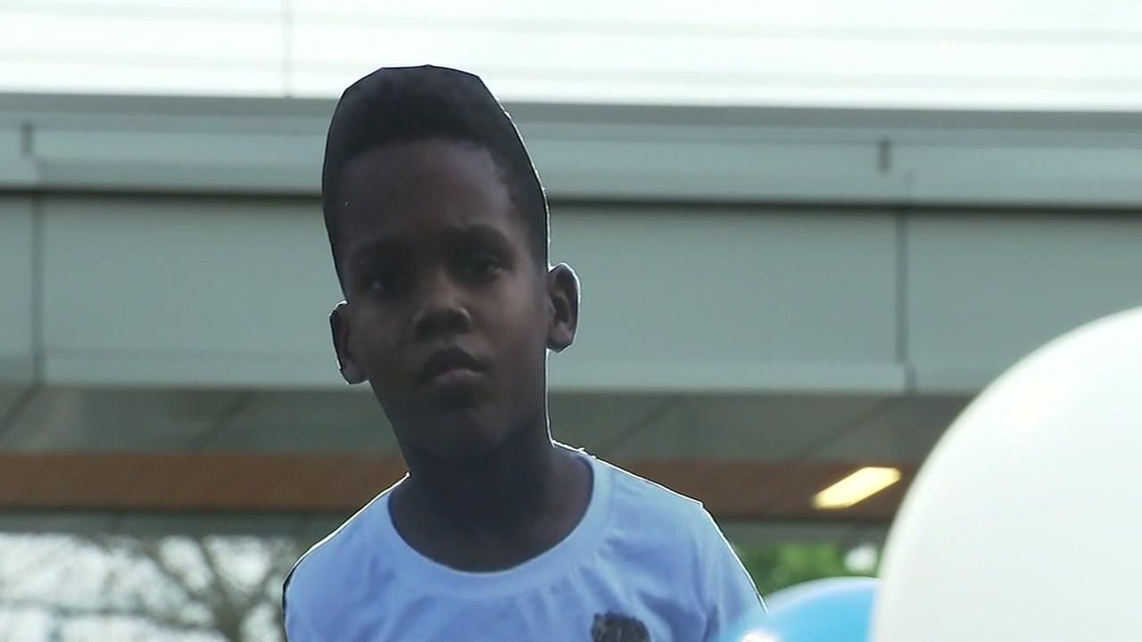 Family and friends remember 8-year-old killed in shooting