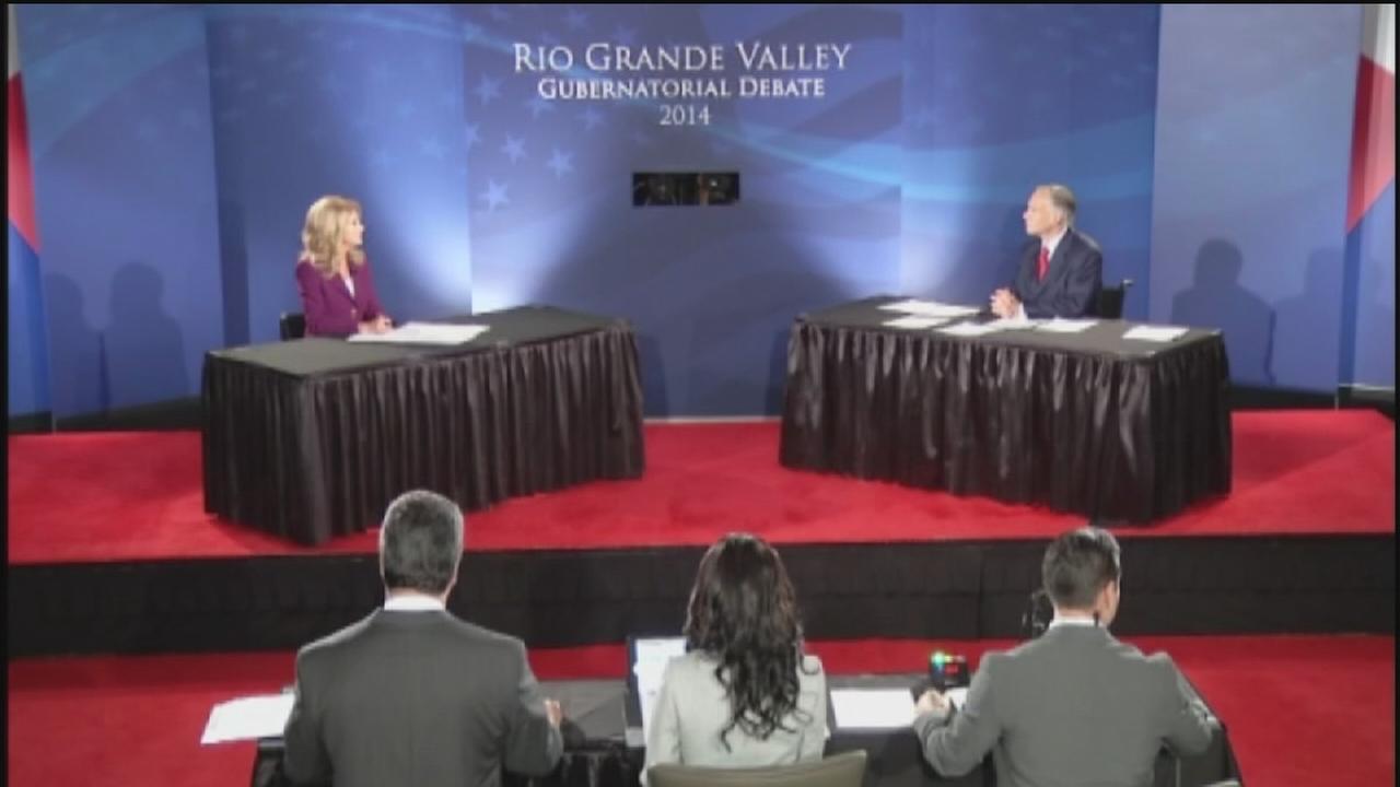 Round 2: Texas gubernatorial candidates prep for debate