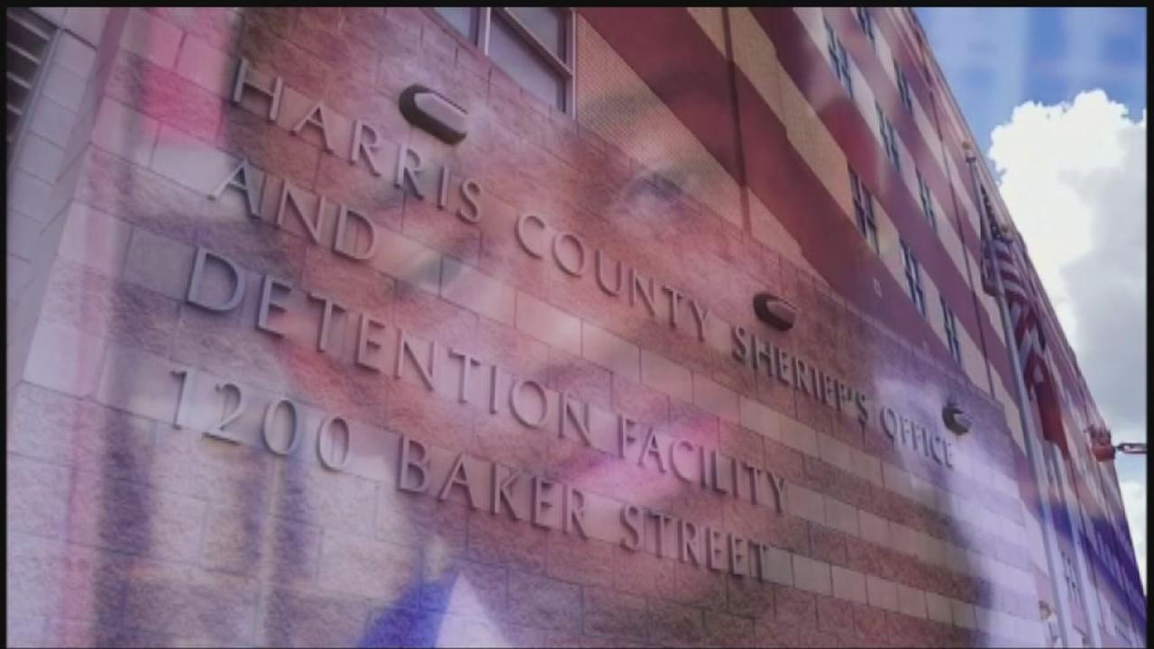 Harris County Jail at risk