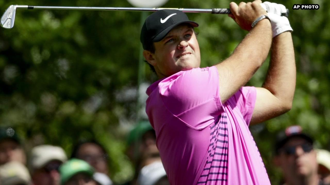Patrick Reed wins first major title, holding off Fowler at Masters