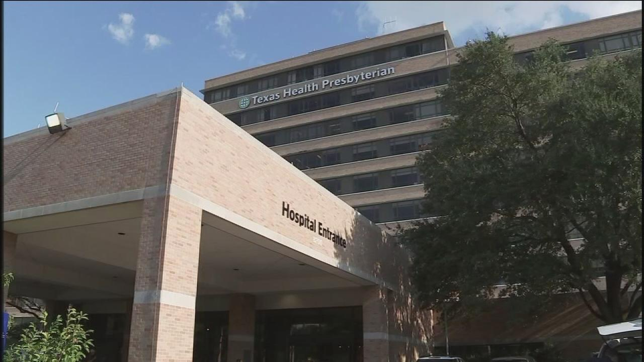 Dallas reports 1st U.S. case of Ebola