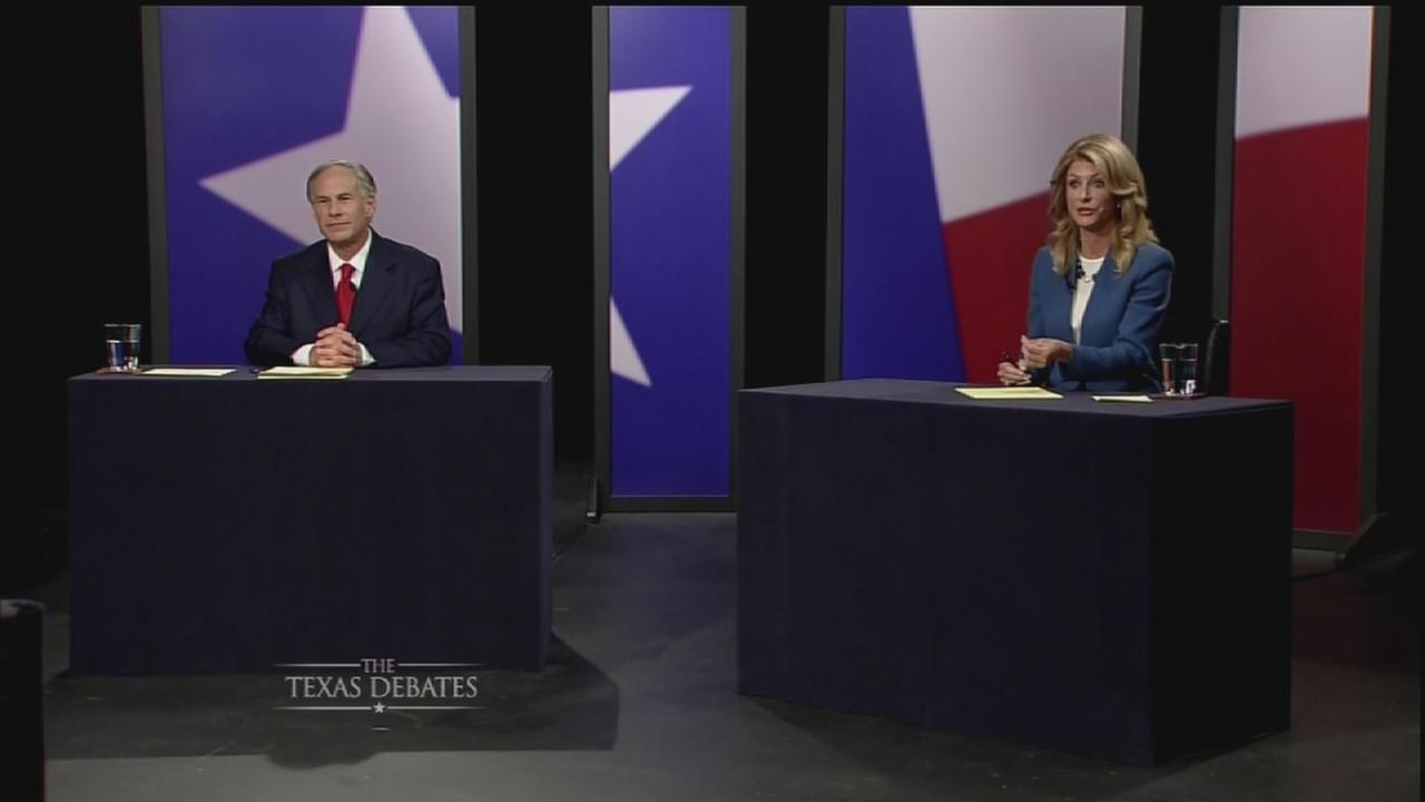 Gubernatorial candidates face off one last time
