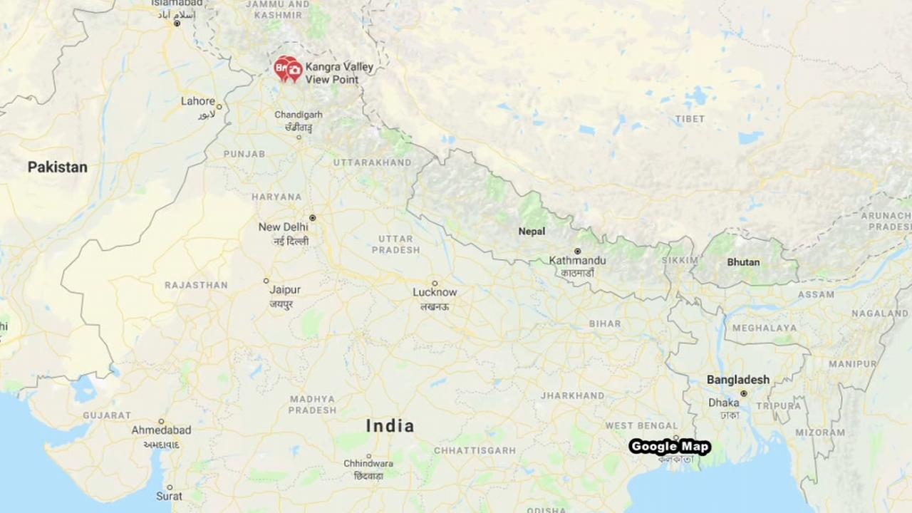 21 children die in India when school bus plunges into gorge