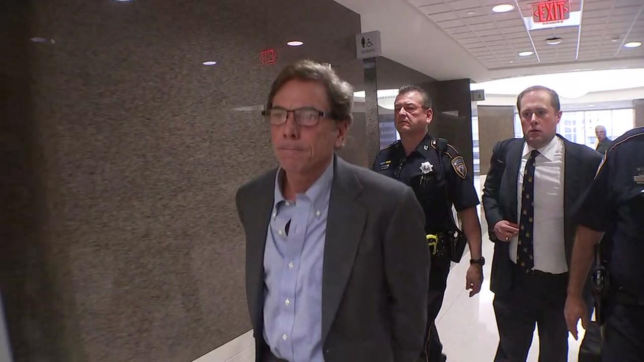 Prominent Houston chef Bruce Molzan appears in court