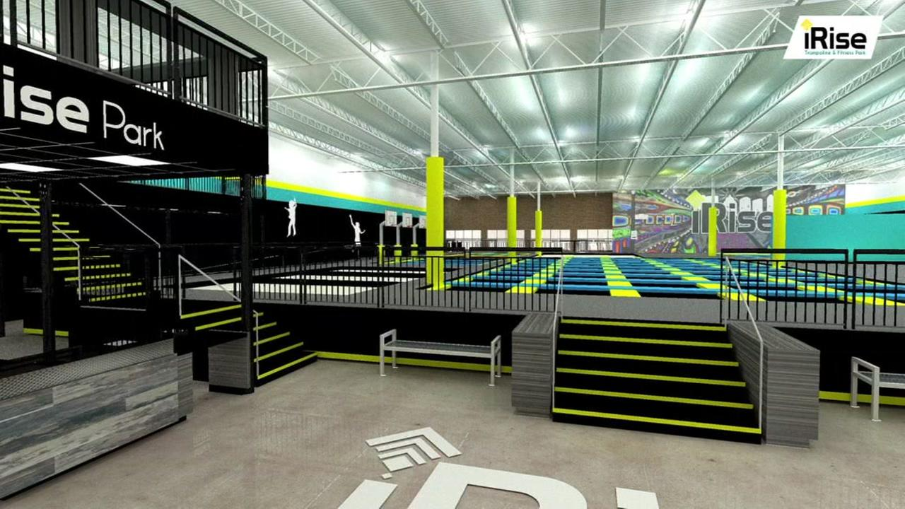 iRise trampoline opens in northwest Harris County