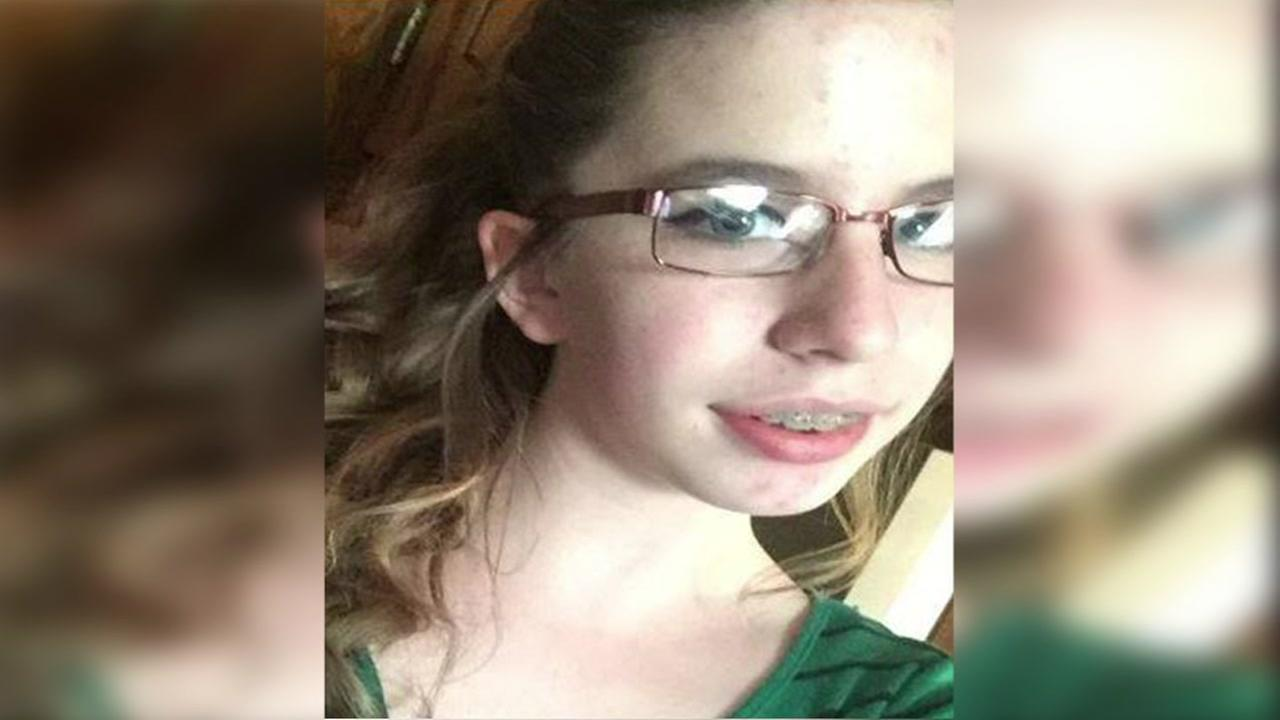 Teen possibly endangered, last seen at Walmart with unknown man