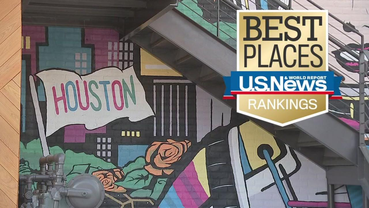 Houston ranks 26th on Best Places to Live list