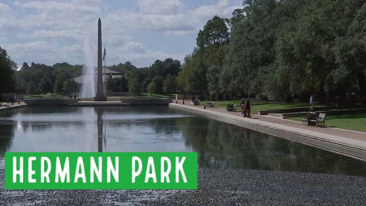 Enjoy the weather, get out to one of these great parks!