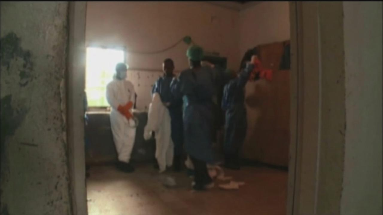 Liberians in Houston eyeing Ebola developments