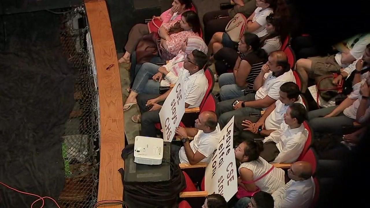 Passion on display at final Fort Bend ISD zoning meeting