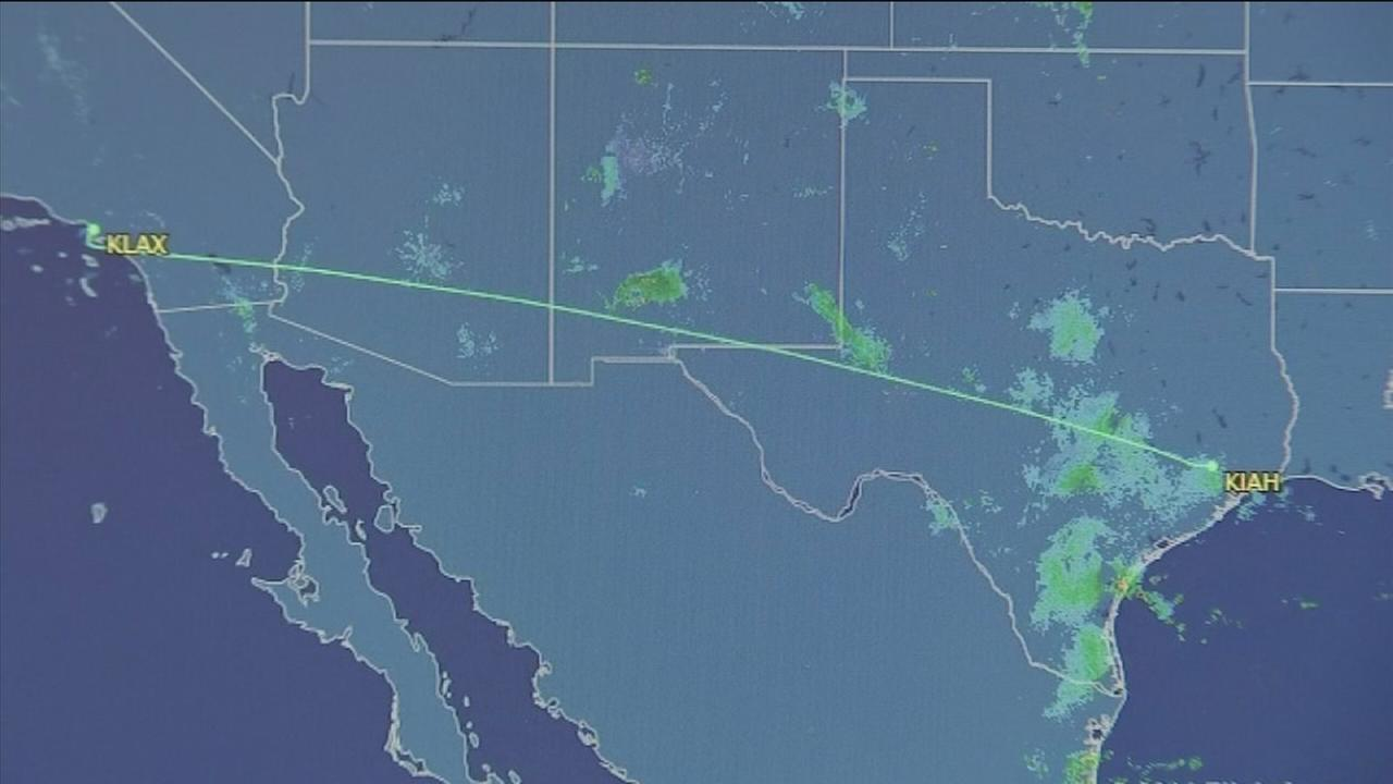 United planes that Ebola patient took were in Houston