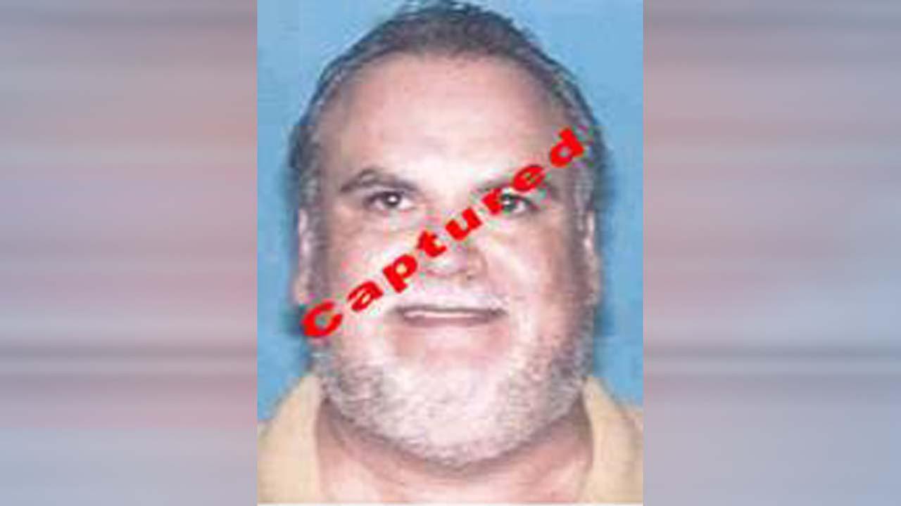 Prisoner on the run for 36 years captured in Houston