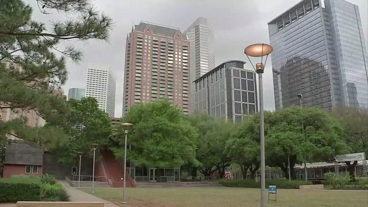 Discovery Green celebrates 10 years