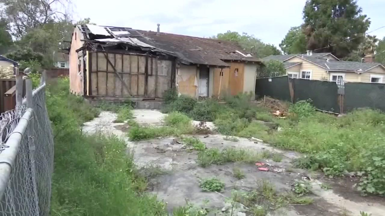 This burned down home is selling for $800,000