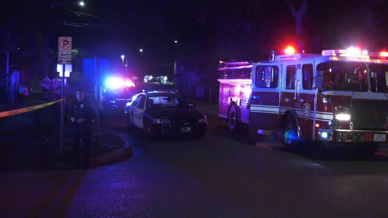 HPD: off-duty sergeant shoots burglary suspect