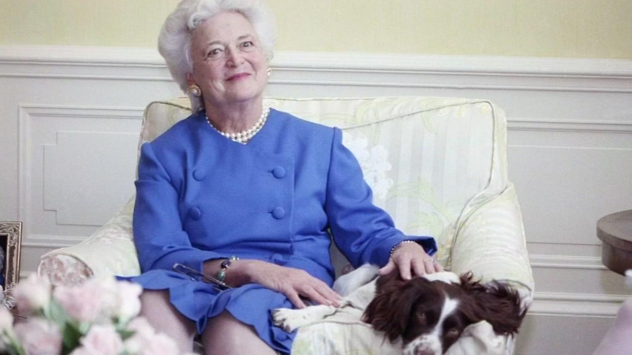 Funeral arrangements for Barbara Bush