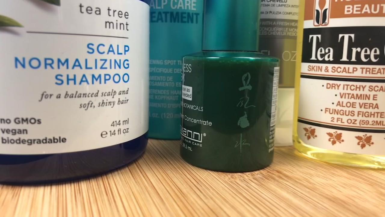 Shampoos that can help your scalp