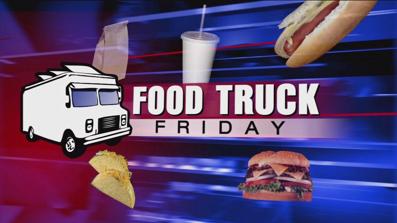Food truck Friday as of October 3, 2014