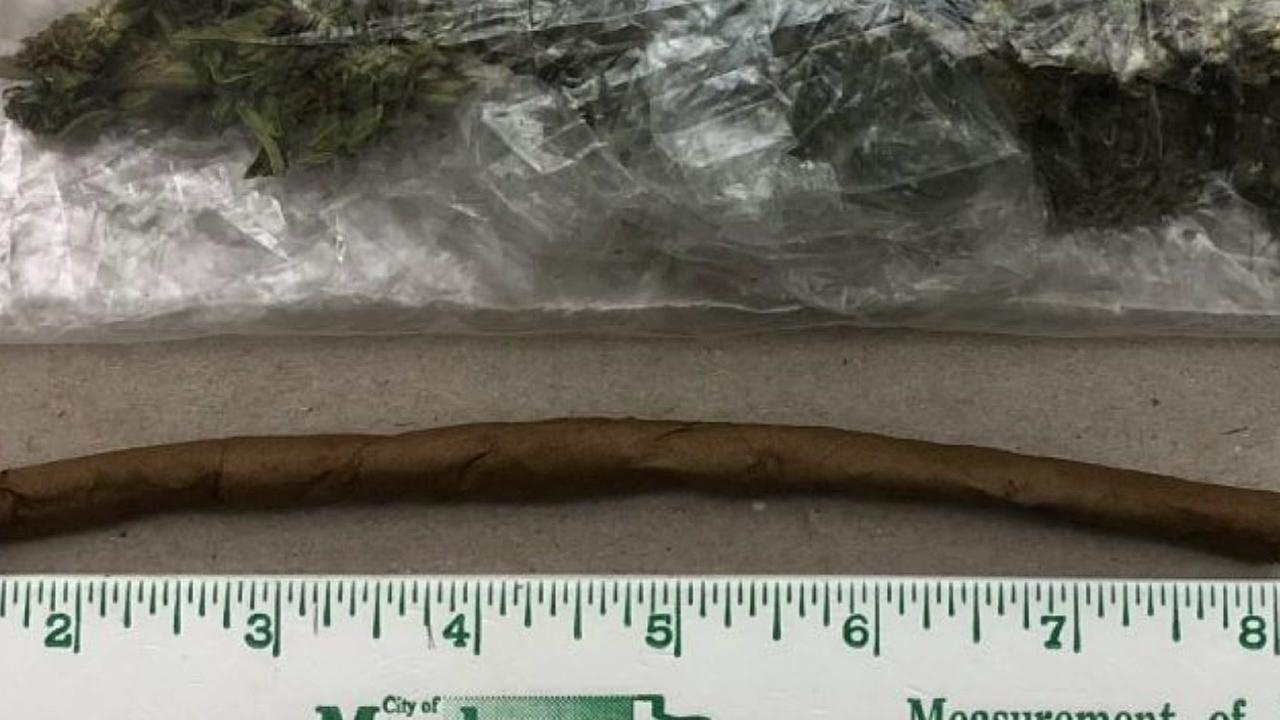 Ft. Bend Pct 3 Constable confiscate mega-joint