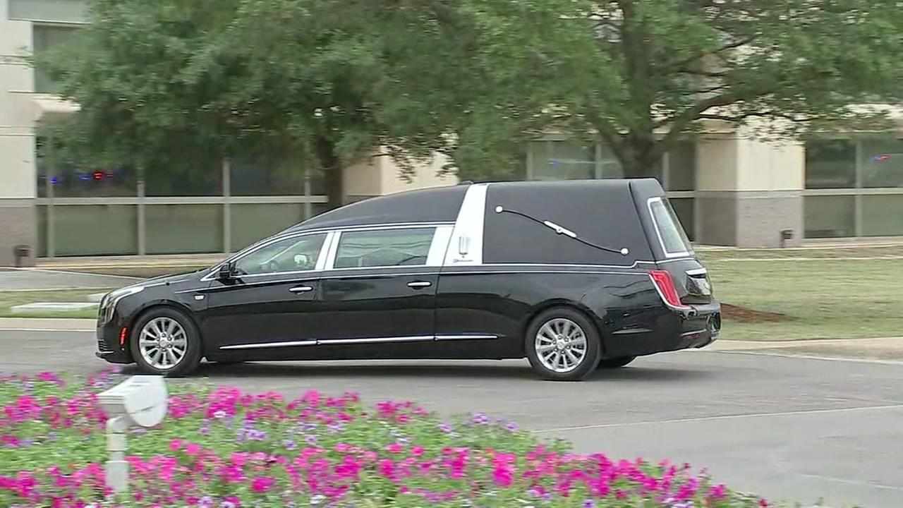 Barbara Bush laid to rest in College Station