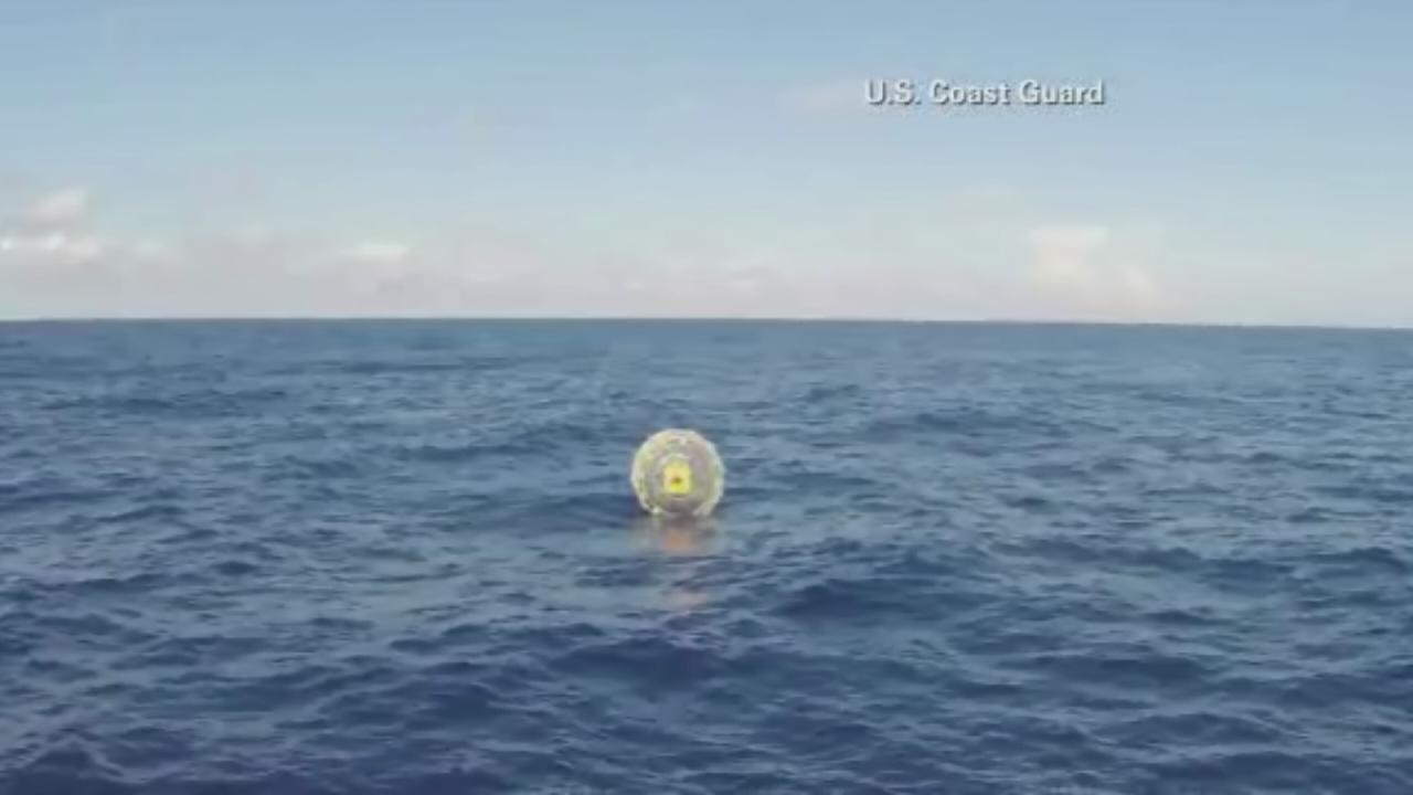 Bubble boy rescue