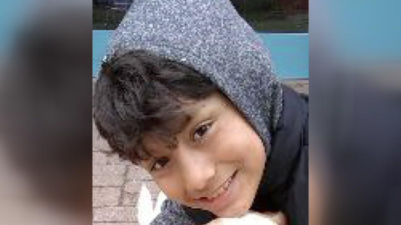 Missing 9-year-old boy