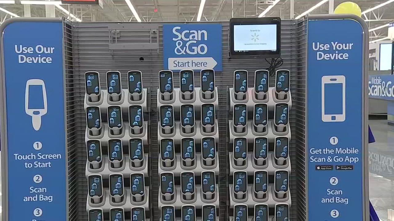 Walmarts hi-tech additions