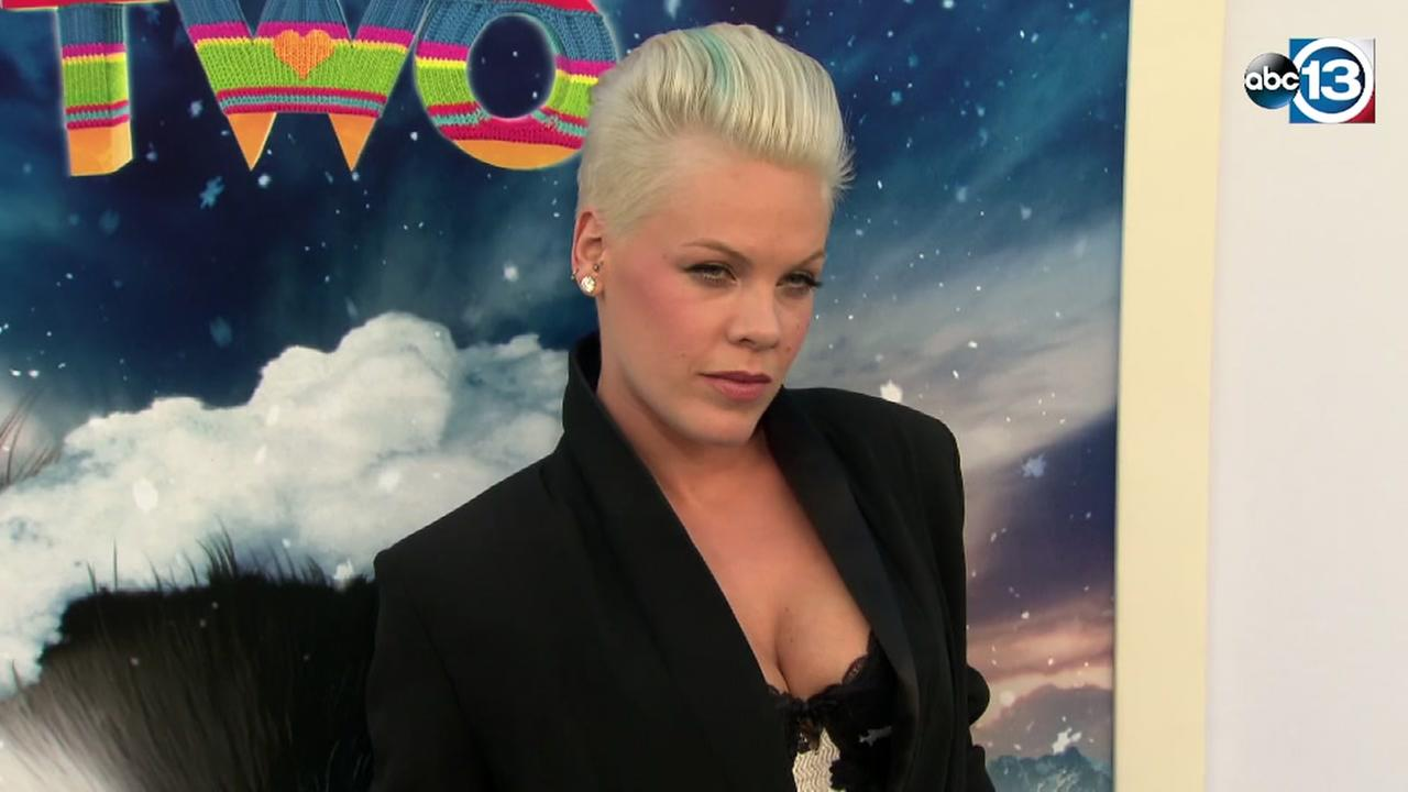 P!nk moves concert for Rockets playoffs