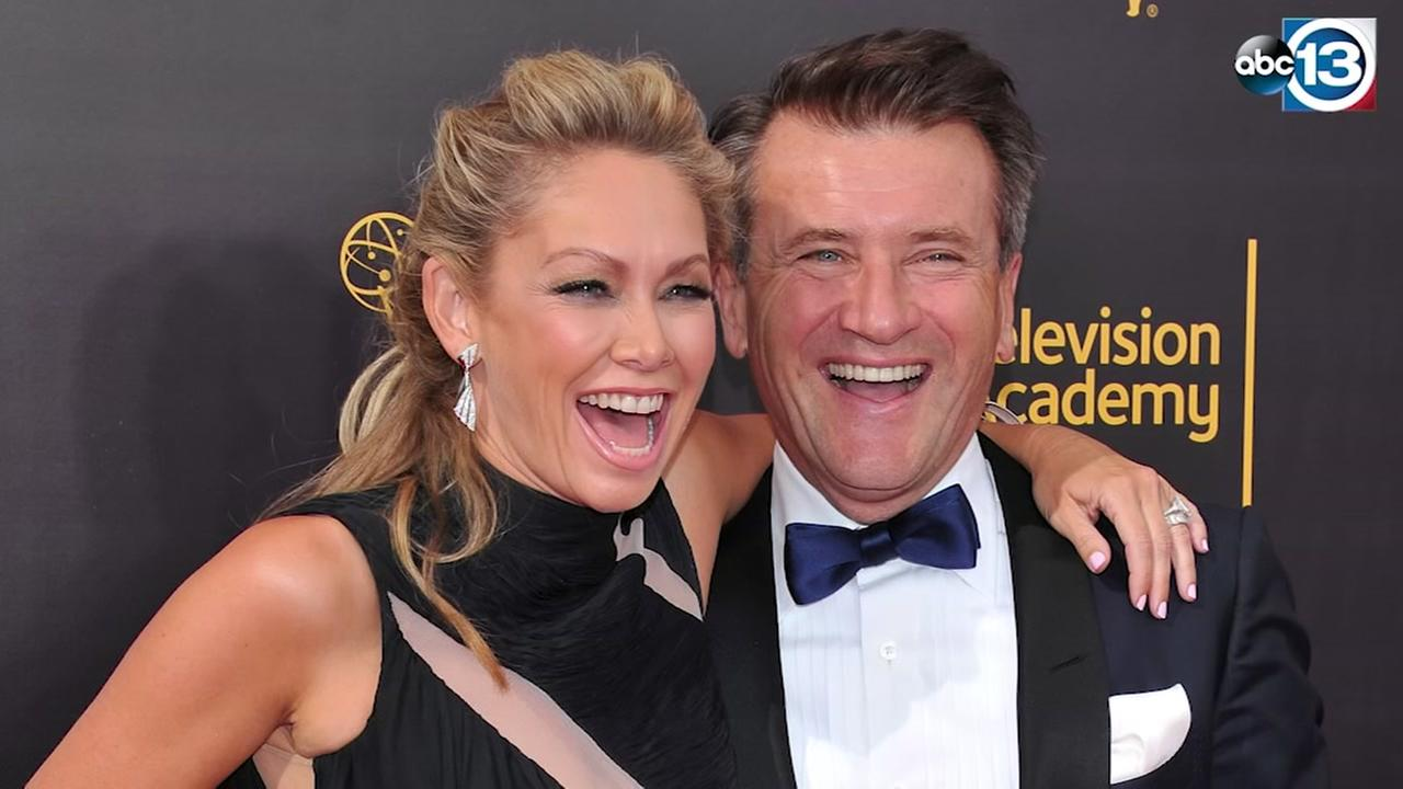 DWTS pro Kym Johnson and Robert Herjavec welcome twins