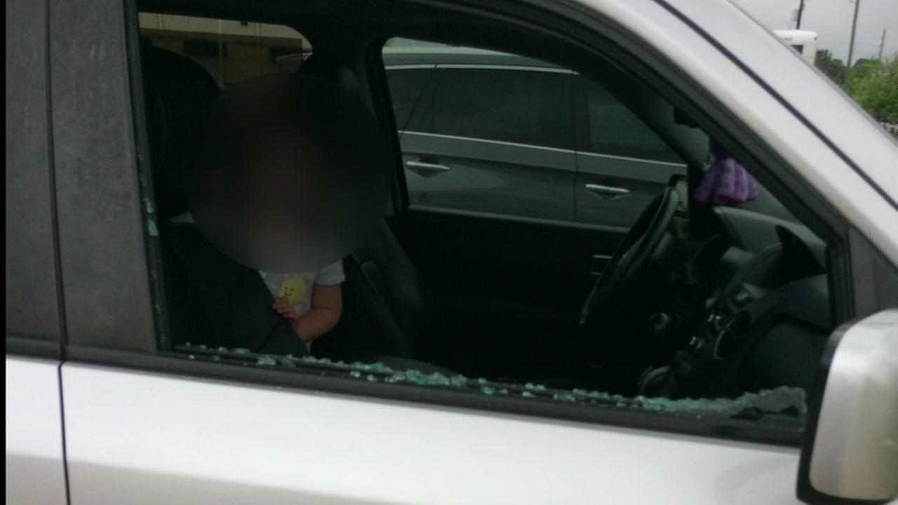 Car break-in Spring daycare may be connected to crime ring