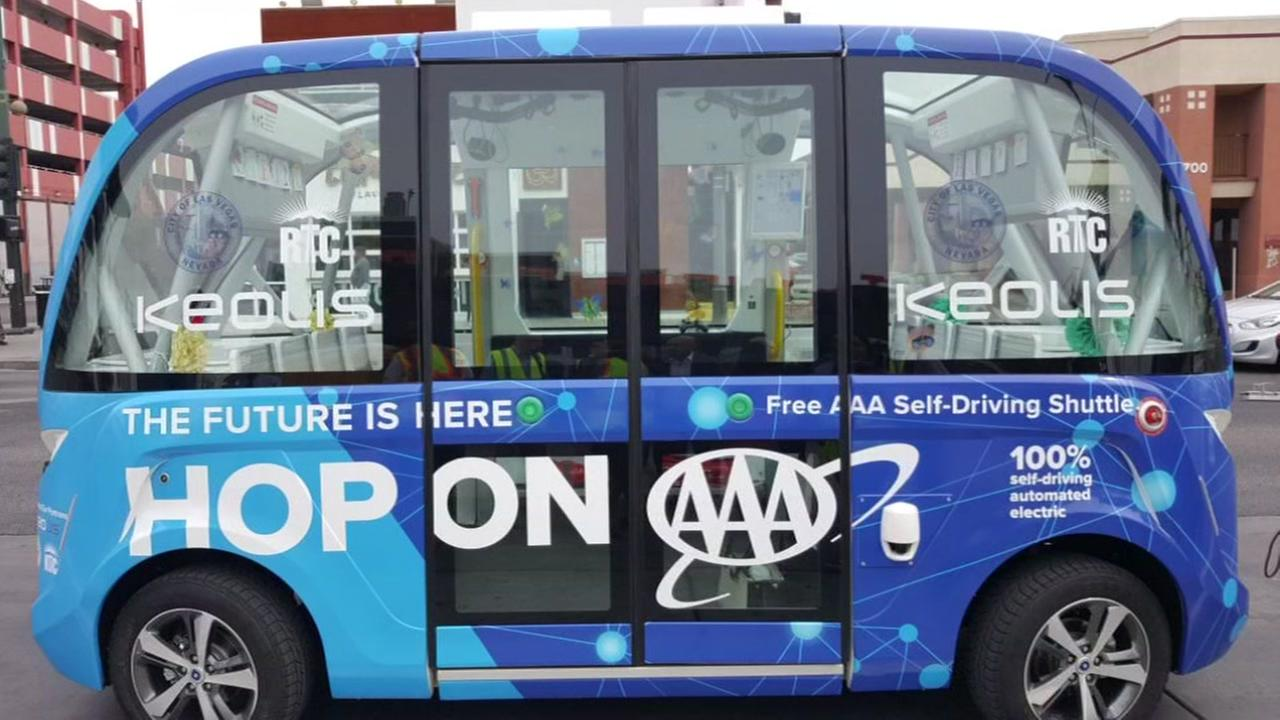 METRO to test driverless passenger vehicle at Texas Southern
