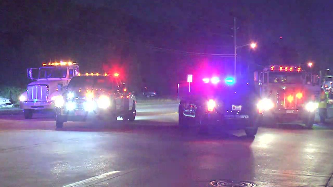 High speed chase ends in west Houston