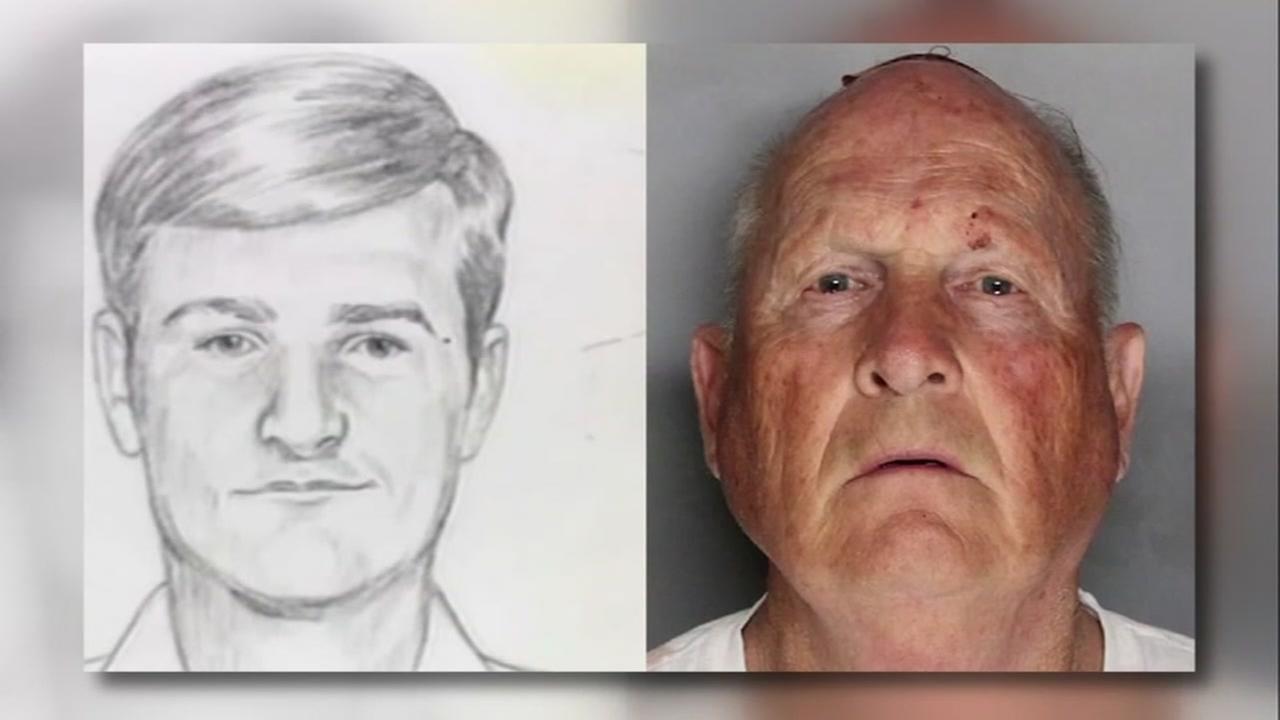 Golden State Killer arraigned