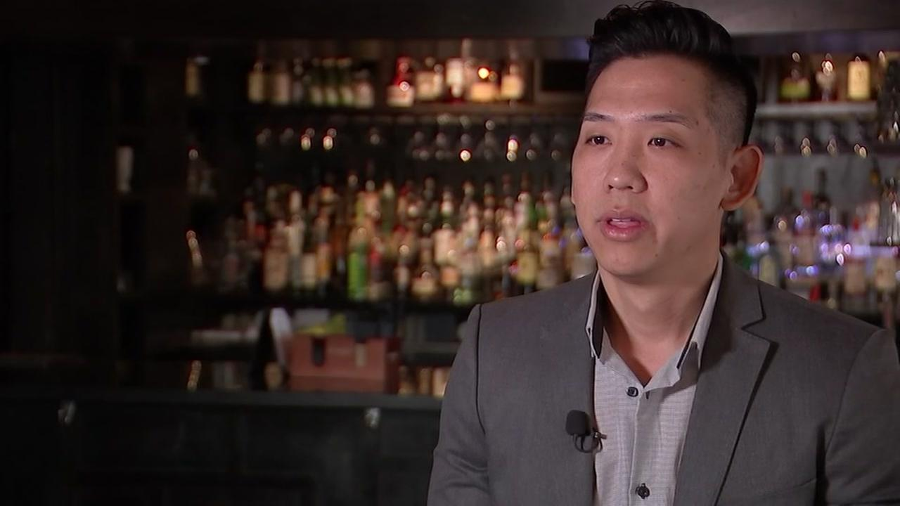 Houston area restaurant owner living the American Dream